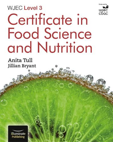WJEC Level 3 Certificate in Food Science and Nutrition (Paperback)
