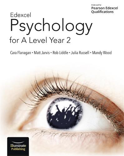 Edexcel Psychology for A Level Year 2: Student Book (Paperback)