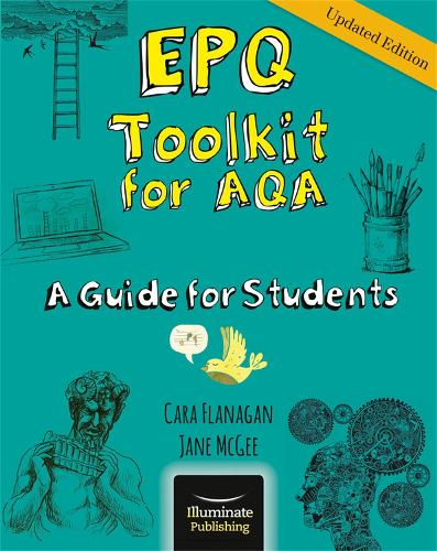 EPQ Toolkit for AQA - A Guide for Students (Updated Edition) (Paperback)