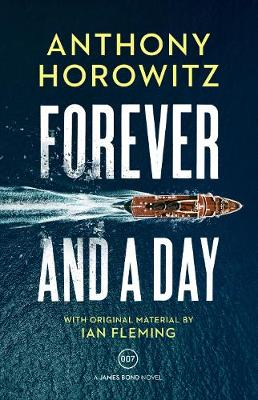 An Evening With Anthony Horowitz: A Discussion of Forever And A Day