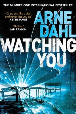 Watching You - Sam Berger Series (Hardback)
