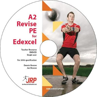 A2 Revise PE for Edexcel Teacher Resource (CD-ROM)