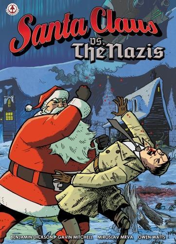 Santa Claus vs The Nazis (Hardback)