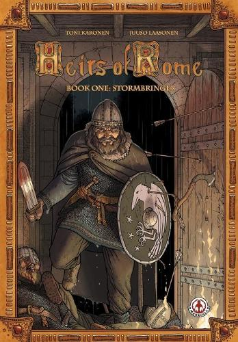 Heirs of Rome: 1: Stormbringer - Heirs of Rome 1 (Paperback)