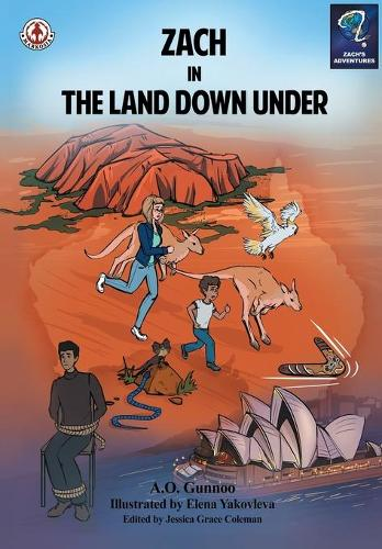 Zach in The Land Down Under (Paperback)