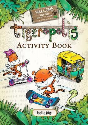 Tigeropolis: Activity Book (Paperback)