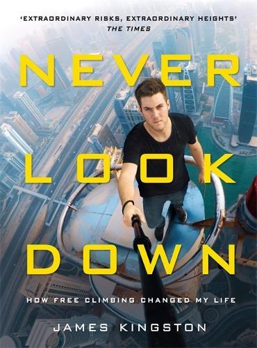 Never Look Down (Hardback)