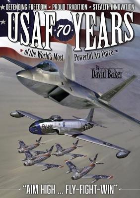 USAF - 70 years anniversary 2017