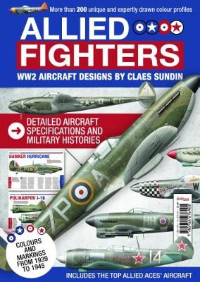 Allied Fighters of WW2 2017