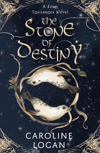 The Stone of Destiny: A Four Treasures Novel (Book 1) - The Four Treasures (Paperback)