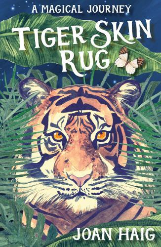 Tiger Skin Rug (Paperback)