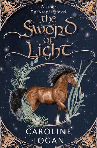 The Sword of Light: A Four Treasures Novel (Book 3) - The Four Treasures (Paperback)