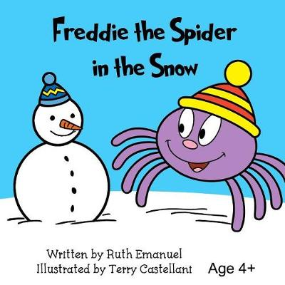 Freddie the Spider in the Snow (Paperback)