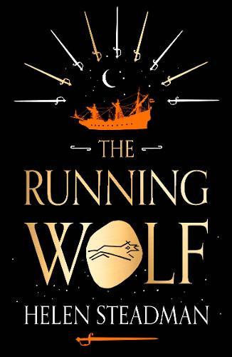 The Running Wolf (Paperback)