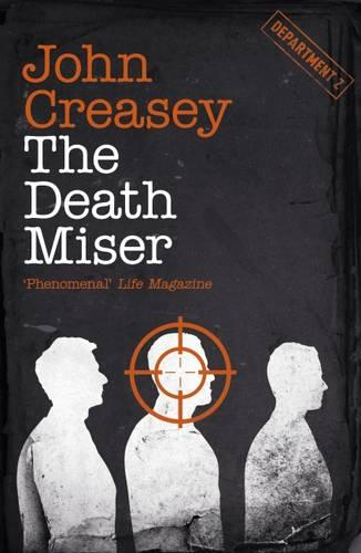 The Death Miser - Department Z (Paperback)