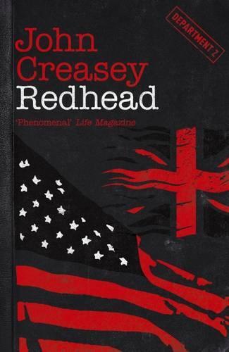 Redhead - Department Z 2 (Paperback)