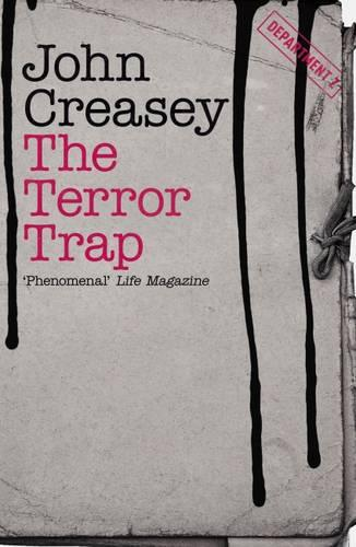 The Terror Trap - Department Z (Paperback)