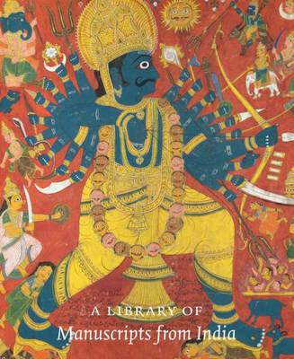 A Library of Manuscripts from India (Paperback)