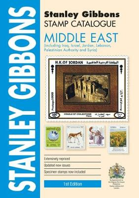 Middle East Stamp Catalogue by Hugh Jefferies | Waterstones