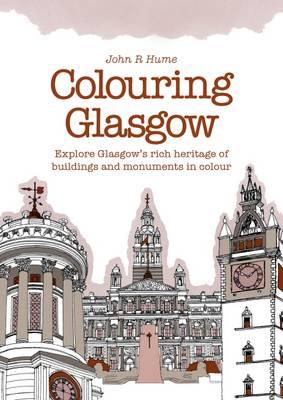 Colouring Glasgow (Paperback)