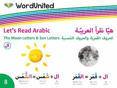 The Sun and Moon Letters - Let's Read Arabic (Paperback)