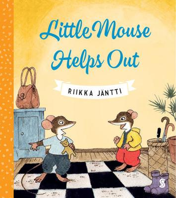 Little Mouse Helps Out - Little Mouse 2 (Hardback)