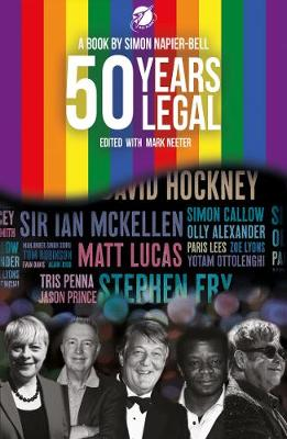 50 Years Legal: Five Decades of Fighting for Equal Rights (Hardback)