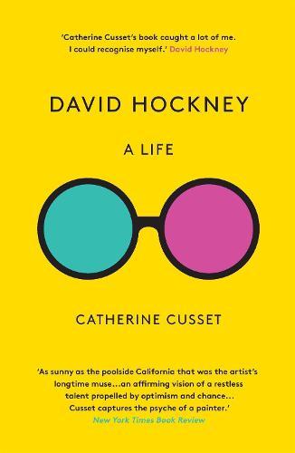 Life of David Hockney: A Novel (Paperback)