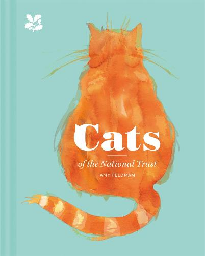 Cats of the National Trust (Hardback)