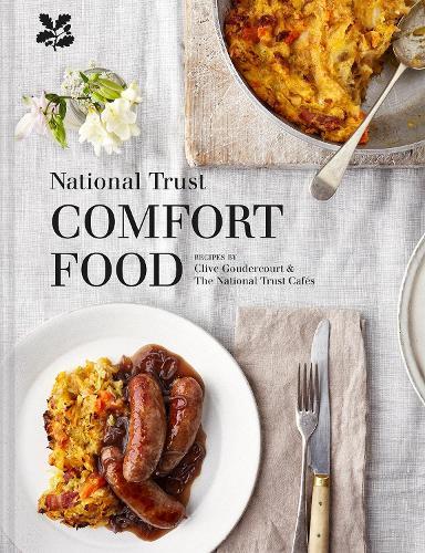 National Trust Comfort Food (Hardback)