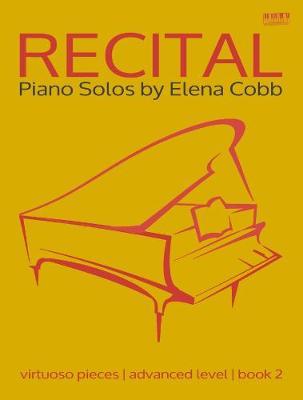 PIano Recital Solos: Book 2 (Paperback)