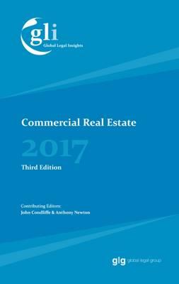 Global Legal Insights - Commercial Real Estate (Hardback)