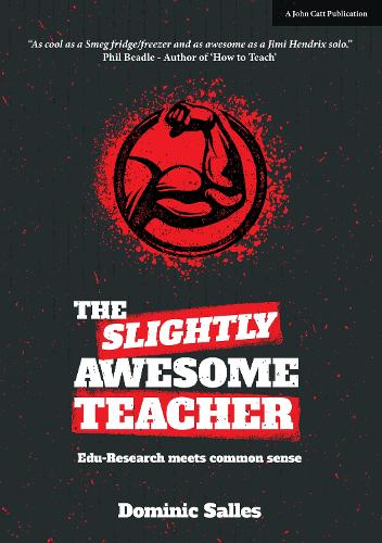 The Slightly Awesome Teacher (Paperback)