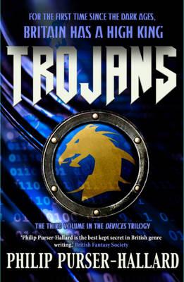 Trojans - Devices Trilogy 3 (Paperback)