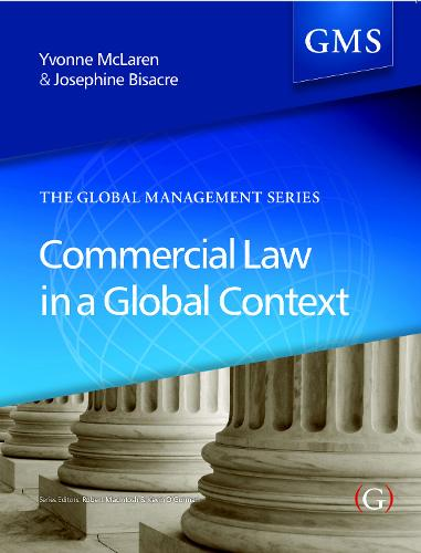 Commercial Law - Global Management Series (Hardback)