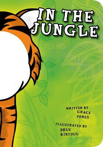 In The Jungle: Funny Faces (Board book)