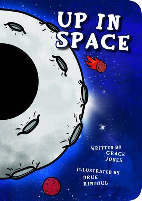 Up in Space: Funny Faces - Funny Faces (Board book)