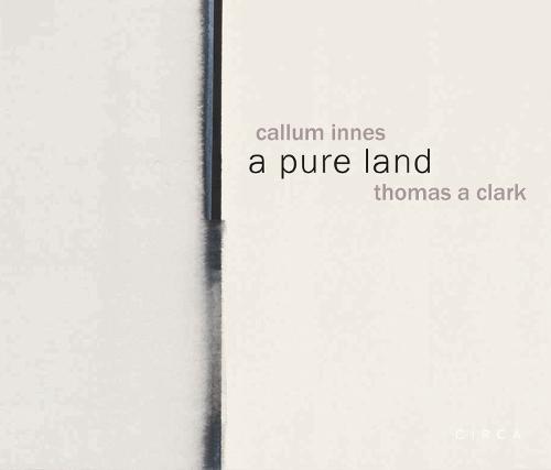 Callum Innes - a pure land (Hardback)