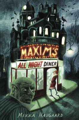 Maxim's All Night Diner (Paperback)