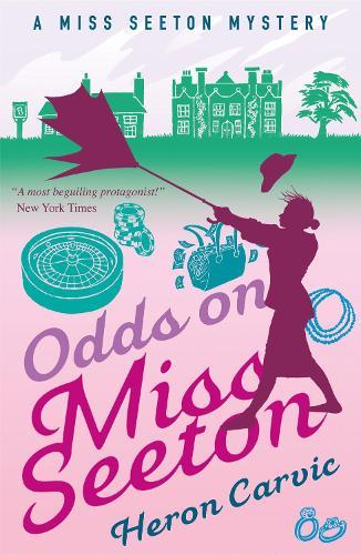 Odds on Miss Seeton - A Miss Seeton Mystery (Paperback)