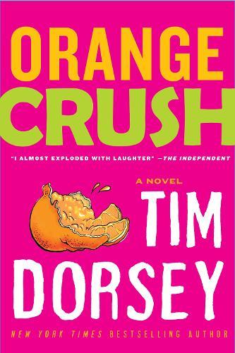 Serge Storms Adventure: Orange Crush (Book 3) (Paperback)