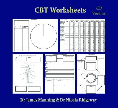 Cbt Worksheets By James Manning Dr Nicola Ridgeway Waterstones