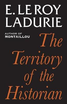 Territory of the Historian (Paperback)