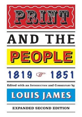 Print and the People 1819-1851 (Paperback)