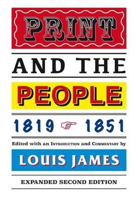 Print and the People 1819-1851 (Hardback)