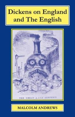 Dickens on England and the English (Paperback)