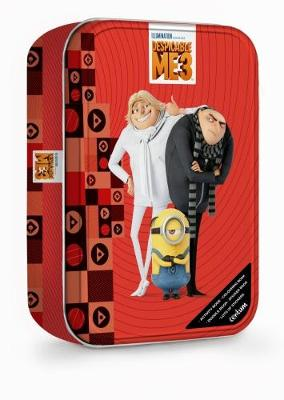 Despicable Me 3 Tin of Books (Paperback)