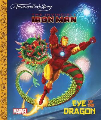 Invincible Iron Man: Eye of the Dragon (Hardback)