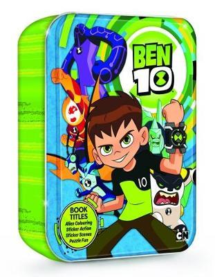 Ben 10 Tin of Books (Paperback)