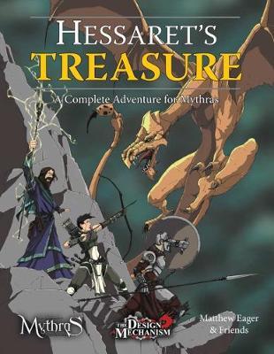 Hessaret's Treasure: A Complete Adventure for Mythras (Paperback)
